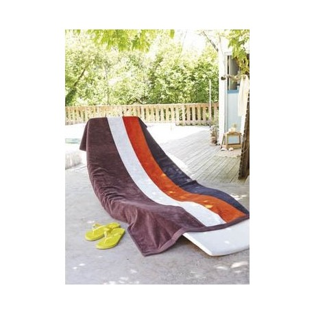TOALLA DE PLAYA STRIPED